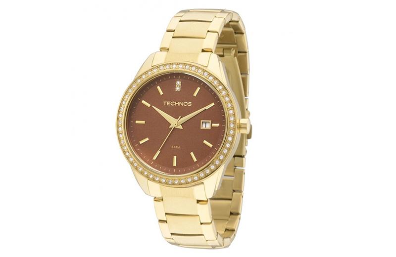 a58fee331ec8a Ótica Mori · Wishlist. Relógio Technos Elegance Ladies 2115kqy 4m ...